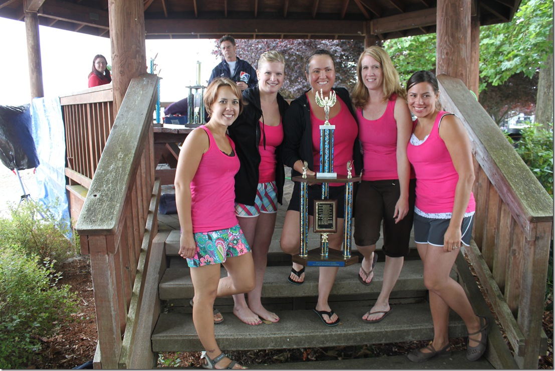 2011 Dyes Inlet Dash Women's Champs